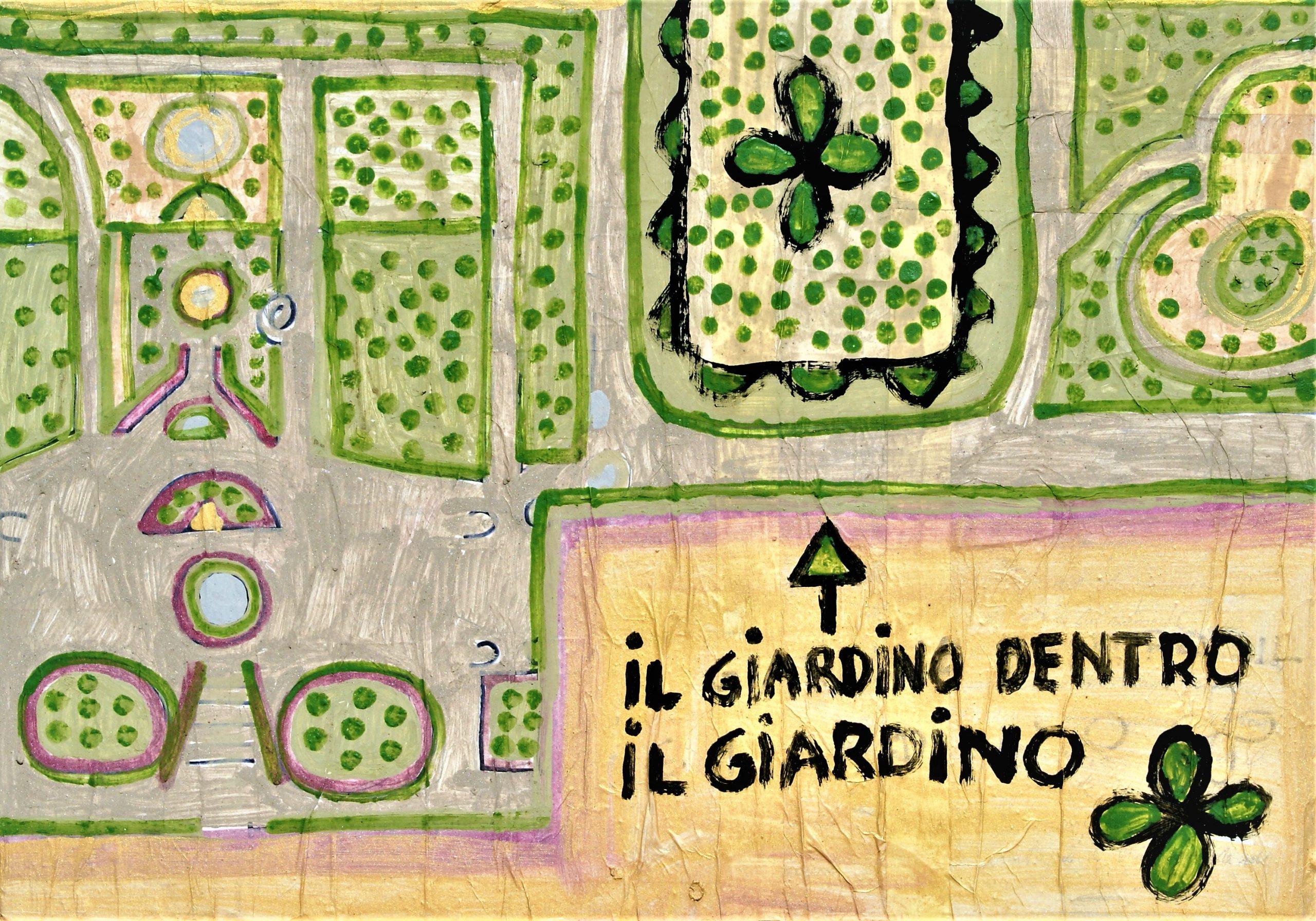 Il giardino dentro il giardino